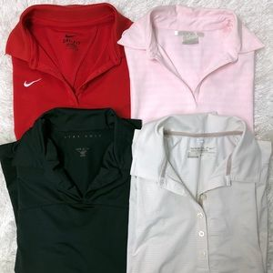 Women's Nike Golf Dri-Fit & Pro Bundle! 🌸